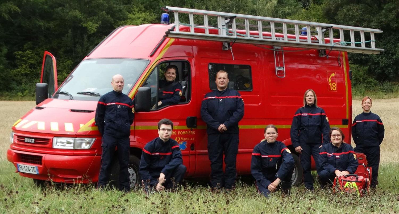 pompiers allamps